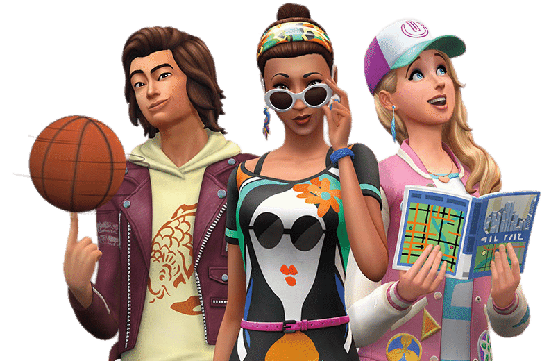 The Sims Youngsters