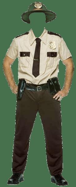 Sherrif's Costume