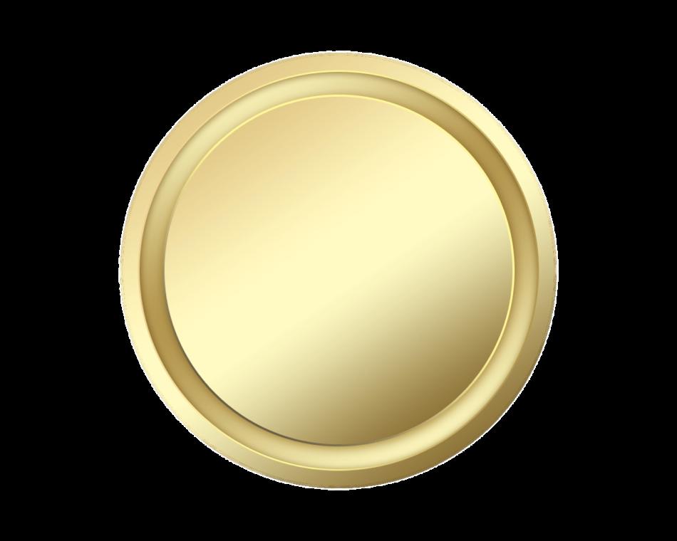 Blank Golden Seal