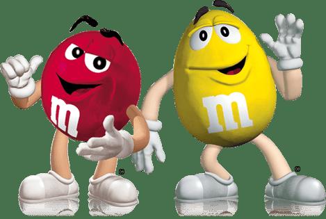 M&M's Dancing