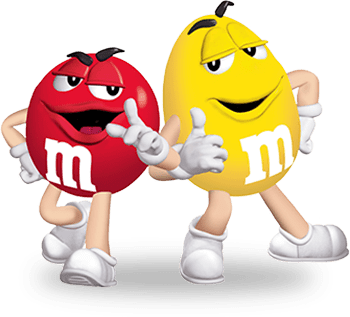 M&M's Talking
