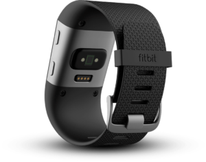 Fitbit Surge Back