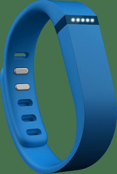 Blue Fitbit Flex