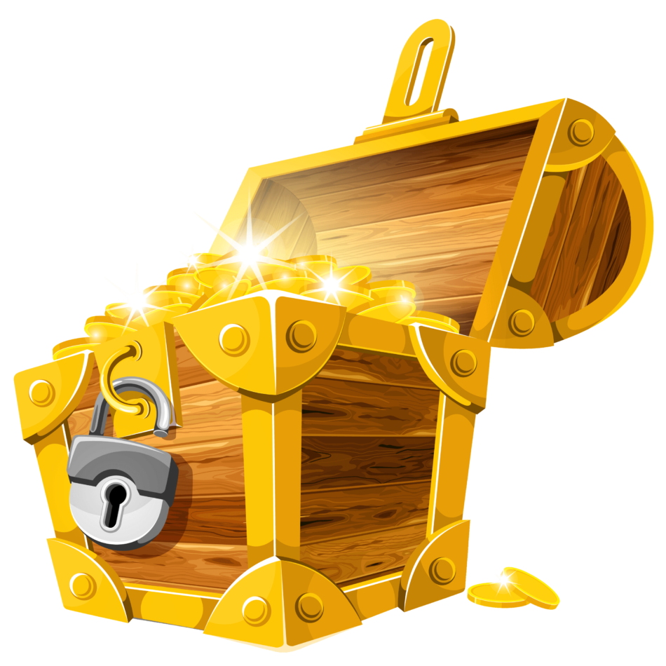 Open Chest With Lock