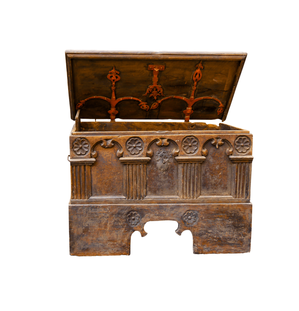 Chest Medieval
