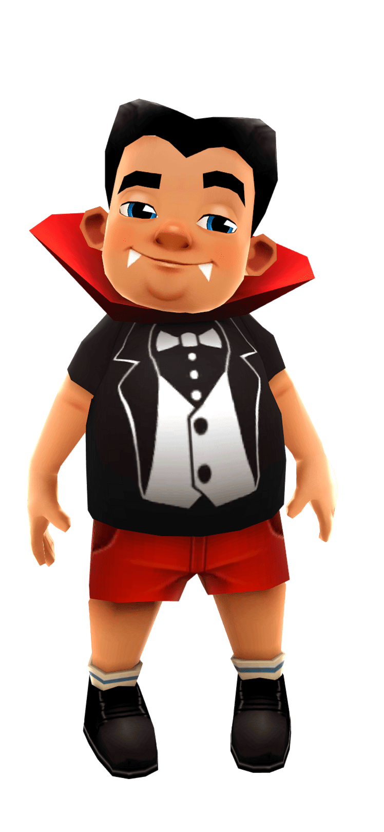 Subway Surfers Count Outfit