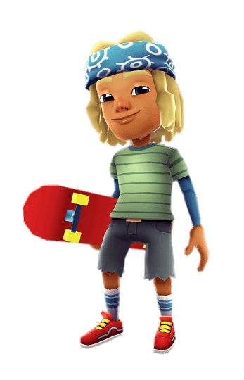 Subway Surfers Dylan